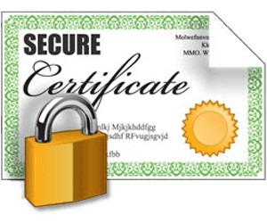 ssl certificate vigtigt